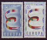 CEPT - Italien 1957 **