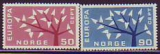 CEPT - Norwegen 1962 **
