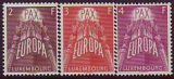CEPT - Luxemburg 1957 **