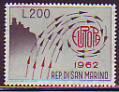 CEPT - San Marino 1962 **