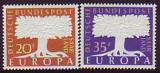 CEPT - Saarland 1957 **