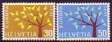 CEPT - Schweiz 1962 **
