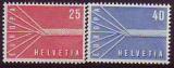 CEPT - Schweiz 1957 **