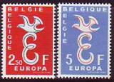 CEPT - Belgien 1958 **