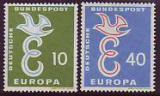 CEPT - Bund 1958 **