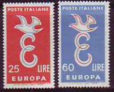 CEPT - Italien 1958 **