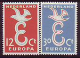 CEPT - Niederlande 1958 **