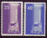 CEPT - Türkei 1958 **