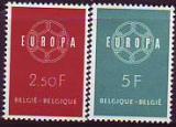 CEPT - Belgien 1959 **