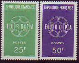 CEPT - Frankreich 1959 **