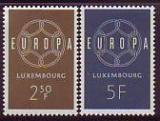 CEPT - Luxemburg 1959 **