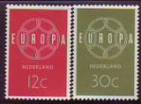 CEPT - Niederlande 1959 **