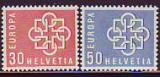 CEPT - Schweiz 1959 **