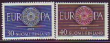 CEPT - Finnland 1960 **