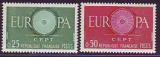 CEPT - Frankreich 1960 **