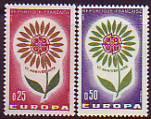 CEPT - Frankreich 1964 **