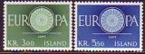 CEPT - Island 1960 **