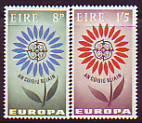 CEPT - Irland 1964 **