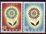 CEPT - Island 1964 **
