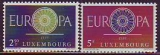 CEPT - Luxemburg 1960 **