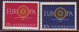 CEPT - Niederlande 1960 **