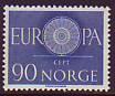 CEPT - Norwegen 1960 **