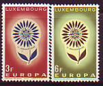 CEPT - Luxemburg 1964 **