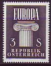 CEPT - Österreich 1960 **