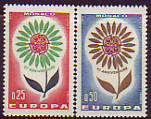 CEPT - Monaco 1964 **