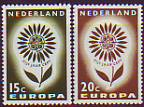 CEPT - Niederlande 1964 **