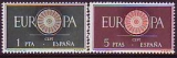 CEPT - Spanien 1960 **