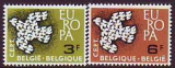 CEPT - Belgien 1961 **