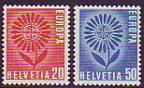 CEPT - Schweiz 1964 **
