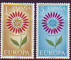 CEPT - Spanien 1964 **