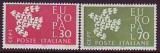 CEPT - Italien 1961 **