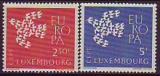CEPT - Luxemburg 1961 **