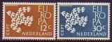 CEPT - Niederlande 1961 **