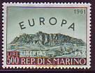 CEPT - San Marino 1961 **