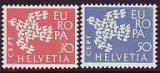 CEPT - Schweiz 1961 **