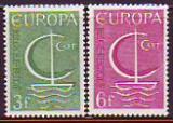 CEPT - Belgien 1966 **