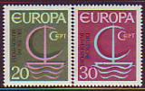CEPT - BUND 1966 **