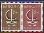 CEPT - Griechenland 1966 **