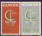 CEPT - Irland 1966 **