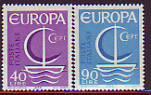 CEPT - Italien 1966 **