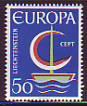 CEPT - Liechtenstein 1966 **