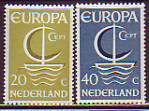 CEPT - Niederlande 1966 **
