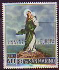 CEPT - San Marino 1966 **