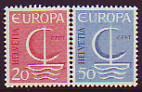 CEPT - Schweiz 1966 **