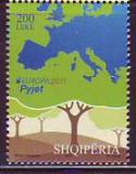 CEPT Albanien 2011 **