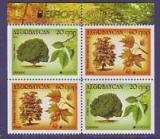 CEPT Aserbaidschan a. MH (4 Werte) 2011 **